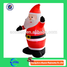 Décorations de Noël en gros, bonbonnière de Noël bon marché gonflable à vendre