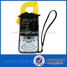 Pince Analogique Compteur Analogique Compteur Pince Multimètre Pince-sur Mètre Portable Pince Mètre Actuel Mètre WH7160