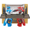 Boy Gift Finger Control Competitive Boxer Robot Toy