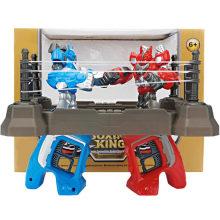 Chico de control de dedo control competitivo juguete Robot Boxer