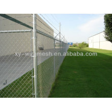 Beautiful Grid Wire Mesh Fence-04