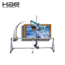 Factory Price 3D Wall Inkjet Photo Printer