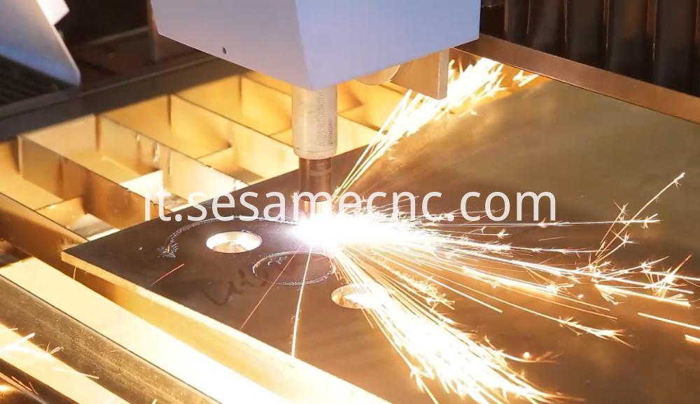 Automatic Metal Plasma Cutter 1530 for Metal Sheet