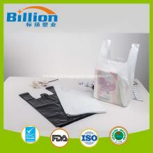 Sacos de embalagem de produto com selo de plástico biodegradável