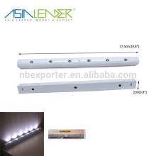 led down cabinet light with sensor motion
