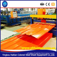 Specialty Colored Flat Steel Sheet Machining Equipment