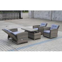 Amerikanische antiken beste Stoff Sofa Set