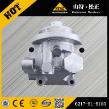 Komatsu экскаватор PC450-8 головка фильтра 6217-51-5103