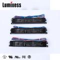 Multipurpose led driver metal case dual channel 300mA 35w led tube light driver