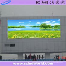 Panel de visualización fijo a todo color P8 fuera de SMD3535 para publicidad (CE, ETL, RoHS)