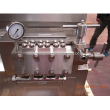 condensed milk high pressure homogenizer, max 200-700bar
