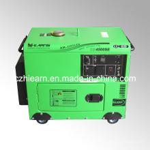 Precio del generador diesel portátil del uso en el hogar 4kw (DG4500SE)
