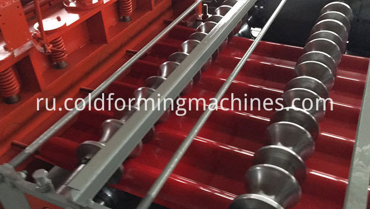 glazed tile roll forming machine 16