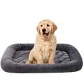 Soft Padded Fleece Pet Bed