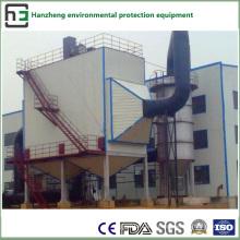 Широкое пространство верхнего электростатического коллекторно-металлургического оборудования