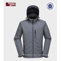 Sportswear Herren Anzüge Blazer Softshell Jacke mit Kapuze