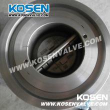 Válvula de retenção de aço inoxidável (H76)