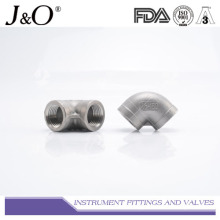 Stainless Steel Industrial Elbow with 90 Degree 150lbs