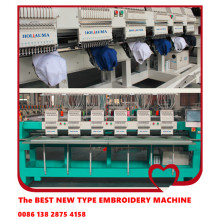 Компьютерная вышивальная машина HOLiAUMA 6 head & t-shirt