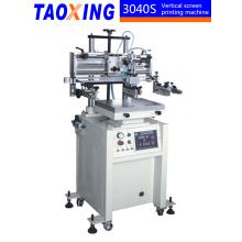 Pequeño tamaño de alta precisión neumática TX-3040S plana vertical de la máquina de impresión de pantalla