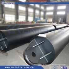 Tubo flutuante de aço de alta qualidade para draga (USB-4-003)