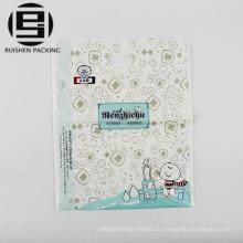 Складные ручки веревочки пластичные хозяйственные сумки подарка