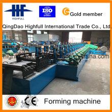 Machine automatique de fabrication de rouleaux en acier inoxydable en Chine en acier