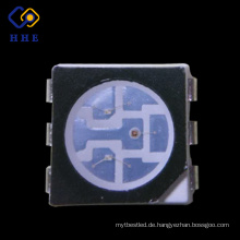 schwarze Oberfläche super helle SMD 6 Pin RGB 5050 führte Chip Datenblätter für die Anzeige