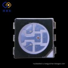 черная поверхность супер яркий SMD 6-контактный RGB 5050 светодиодные чип схемы для дисплея