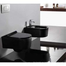Venta caliente P-Trap Washdown Wall Hung Toilet (W1048K)
