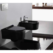Hot Sale P-Trap Washdown Wall Hung Toilet (W1048K)