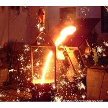 Smelting Iron Induction Furnace