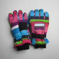 Old Children Colorful Ski Gloves Wholesale