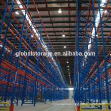 Teardrop heavy duty Pallet Racking