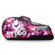 High Quality Nylon Tennis Racket Bag, Large Capacity Badminton Racket Bag