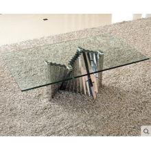 Table basse de meubles de bureau de style moderne