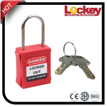 Best Quality for Stainless Steel Padlock Dia 4 Steel Shackle Padlock export to Turks and Caicos Islands Factories