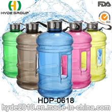 2.2L Wholesale Plastic PETG Water Jug, High Quality Plastic Sport Water Bottle (HDP-0618)