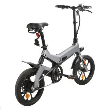 China Electric Bicycle 36V Bici Eletrica Mini Folding Electric Bike