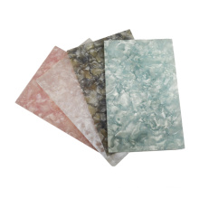 Marbling acrylic sheet for home improvement