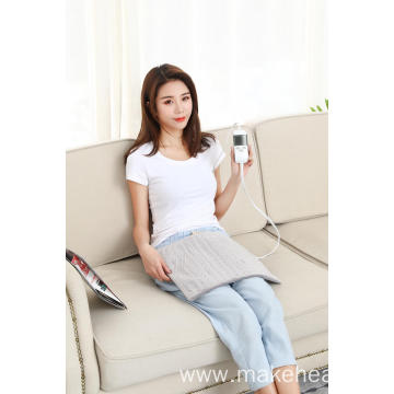 UL/FDA Approved RAPID Heat Moist/Dry Heating Pad for Penetrating Heat Therapy