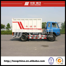 Contenedor separado camión de basura con alta calidad para la venta (HZZ5140XLJ)