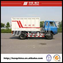 Conteneur détachée camion à ordures avec la qualité à la vente (HZZ5140XLJ)