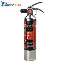 Precio del acero inoxidable del extintor de la espuma de 2 litros
