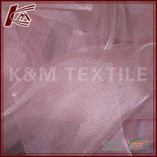 Hot Sale 100 Pure Silk Organza Fabric