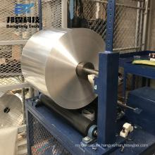 Papel de aluminio dorado de alta calidad de la impresión del color 8011 50-70mic con precio bajo