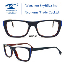 2015 High Quality Fashion Acetate Italian Eyeglasses (HM396)