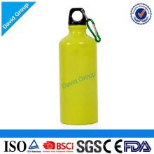 Zertifiziertes Lieferanten-Logo Kundengebundene fördernde Hydroflasche Isolieredelstahl-Wasser-Flasche