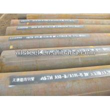 astm a53 / a106 / gr.b sch 80 fournisseurs de tuyaux en acier au carbone
