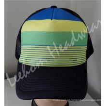 Gorra de malla de esponja de camionero Snapback (LTR15020)